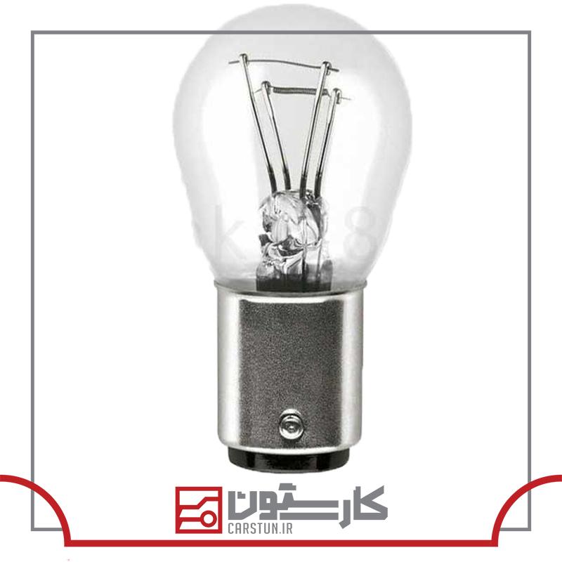 پيکان - لامپ چراغ خطر دو کنتاک فران تک